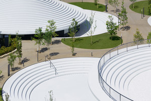 Tenri Station Plaza CoFuFun | Sports facilities | nendo