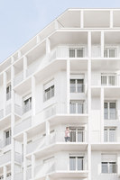 Social Housing Croisset, Paris | Apartment blocks | Hardel Le Bihan Architectes