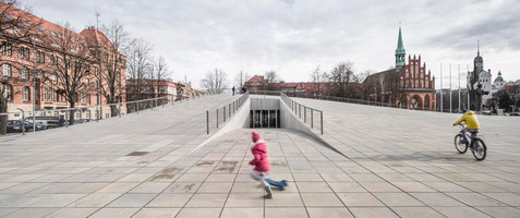 Centrum Dialogu Przeàomy | Museums | Robert Konieczny KWK Promes