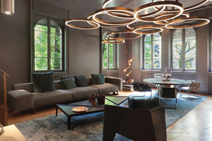 7 Via Della Spiga | Living space | Henge reference projects