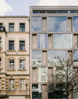 cb19 | Mehrfamilienhäuser | zanderroth architekten