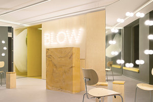 Blow Beauty Salon | Shop interiors | Studio David Thulstrup