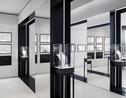 Georg Jensen Munich | Shop-Interieurs | Studio David Thulstrup