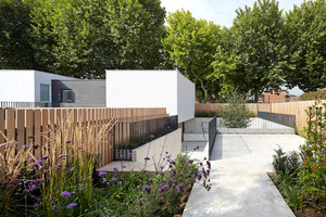 The Garden House | Detached houses | De Matos Ryan