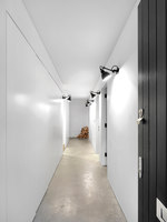 Black & White Mews | Living space | Threefold Architects