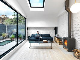 Black & White Mews | Espacios habitables | Threefold Architects