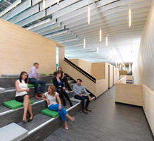 The Bridge | Office facilities | Threefold Architects