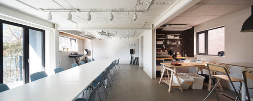 SEAM CENTER | Office facilities | Urban Society