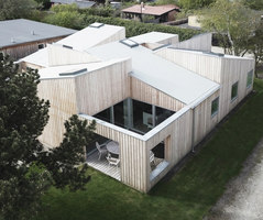 The Roof House | Detached houses | Sigurd Larsen