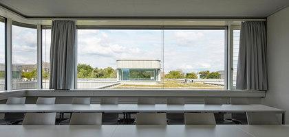 Holzlaube FU Berlin | Universidades | Florian Nagler Architekten