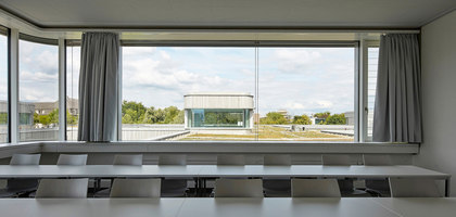 Holzlaube FU Berlin | Universités | Florian Nagler Architekten