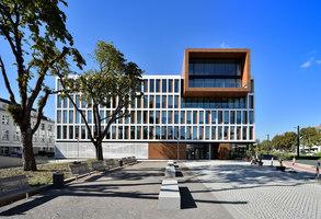 BelsenPark Offices | Bürogebäude | slapa oberholz pszczulny | architekten