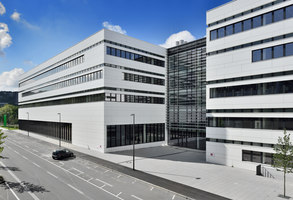 Institute and laboratory building, University of Wuppertal | Universities | slapa oberholz pszczulny | sop architekten