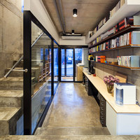 Galmuri Office Building – 'Horn' | Immeubles de bureaux | ThEPlus Architects