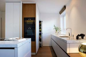 Cucina bianco | Locali abitativi | holzrausch Planung & Werkstätten