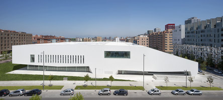 Salburua Civic Center | Sporthallen | IDOM