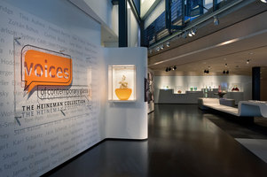Corning Museum of Glass | Instalaciones | HAIGHArchitects