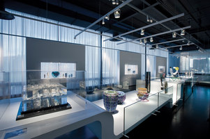 Corning Museum of Glass | Installations | HAIGHArchitects