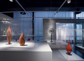 Corning Museum of Glass | Installationen | HAIGHArchitects