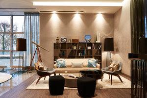 Le Méridien Hamburg | Intérieurs d'hôtel | JOI-Design