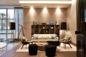 Le Méridien Hamburg | Hotel interiors | JOI-Design