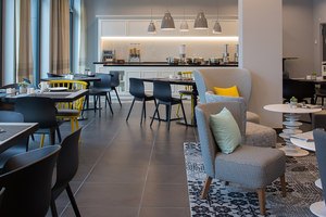 Capri By Fraser | Hotel interiors | JOI-Design