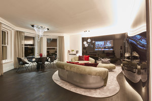 Mercedes-Benz Living | Living space | JOI-Design