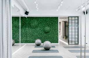 YOKO Yoga Studio | Spa Anlagen | Dizaino Virtuve