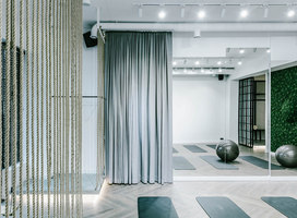 YOKO Yoga Studio | Spa facilities | Dizaino Virtuve