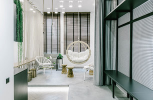 YOKO Yoga Studio | Inmpianti SPA | Dizaino Virtuve
