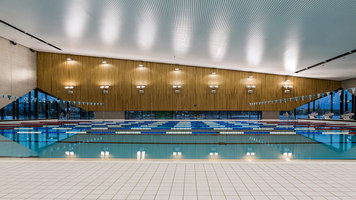 Holmen Aquatics Center | Indoor swimming pools | ARKÍS