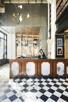 Ace Hotel Downtown Los Angeles | Hotel interiors | Commune Design