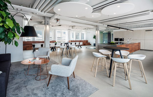 Heimstaden | Office facilities | Ideas