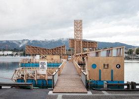 Pavilion of Reflections | Costruzioni provvisorie | Studio Tom Emerson at ETH Zürich