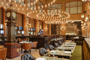 W Amsterdam | Hotel-Interieurs | Baranowitz Kronenberg