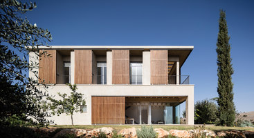 Residence in the Galilee | Casas Unifamiliares | Golany Architects