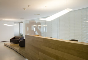 PRS Offices | Bureaux | Paritzki & Liani Architects