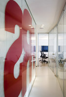 PRS Offices | Office facilities | Paritzki & Liani Architects