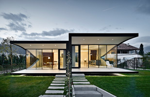 Mirror Houses | Case unifamiliari | Peter Pichler Architect