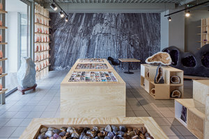 World of Stones | Shop-Interieurs | Henkai architects