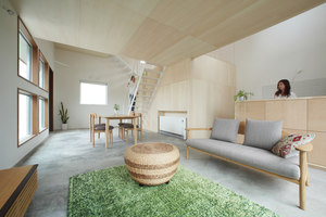 Azuchi House | Case unifamiliari | ALTS Design Office