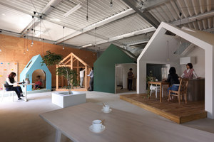 Omihihachima Workspace | Bureaux | ALTS Design Office