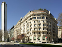 Excelsior Hotel Gallia | Herstellerreferenzen | Effegibi reference projects