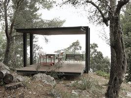Gartenpavillon in Spanien | Temporäre Bauten | Philipp Bretschneider