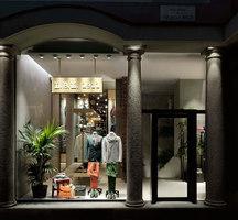 L.B.M. 1911 | Intérieurs de magasin | Paolo Giachi