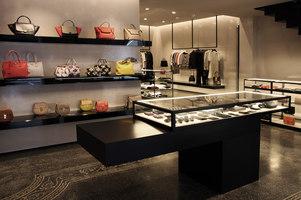 Gomina | Intérieurs de magasin | Paolo Giachi