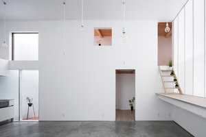 Shoji Screen House | Semi-detached houses | Yoshiaki Yamashita Architect & Associates