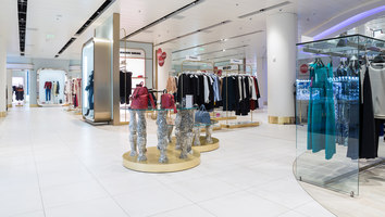 Centro Commerciale Tsum | Manufacturer references | Atlas Concorde reference projects