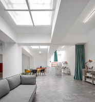 Garage House | Living space | Fala Atelier