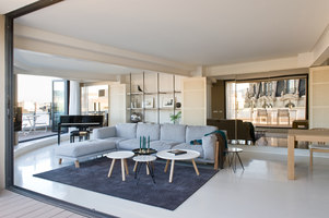 Paseo de Gràcia Penthouse | Living space | CaSA - Colombo and Serboli Architecture
